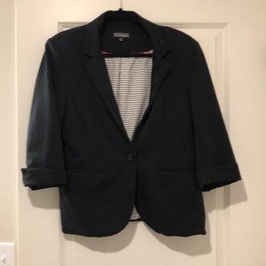 Nicole Miller XL black blazer